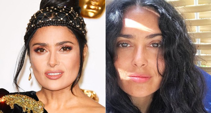 natural beauty: stars without makeup