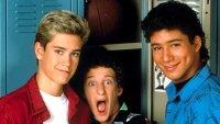 Saved By The Bell Mark Paul Gosselaar, Dustin Diamond, Mario Lopez