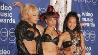 TLC MTV VMA 1999 MTV Video Music Awards Looked Like 20 Years Ago