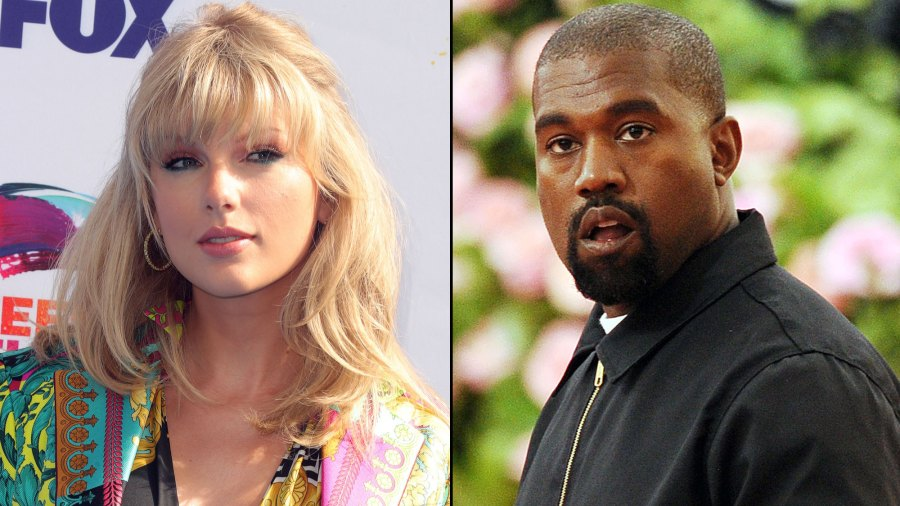 Taylor Swift Wrote About Kanye Crashing VMAs Stage in 2009 Diary Entry