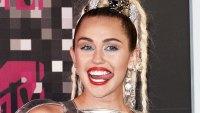 Wildest VMA Looks - Miley Cyrus, 2015