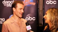 Will James Van Der Beek Dance to 'I Don't Wanna Wait' on 'DWTS