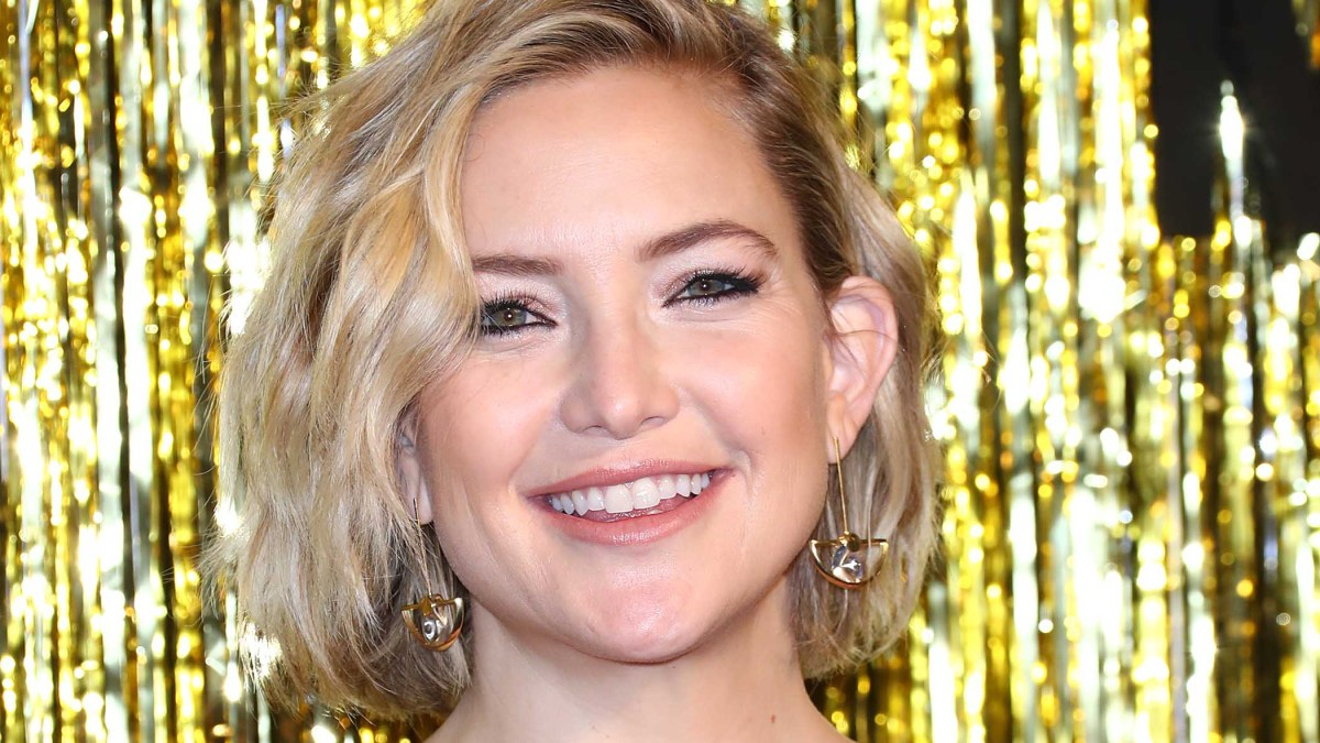 Kate Hudson Loves This All-Natural Anti-Aging Eye Cream and It's on Sale