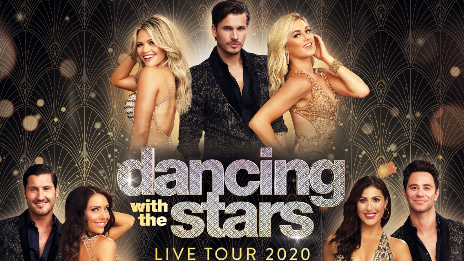 Dwts Tour 2020.Dancing With The Stars Live Tour 2020 Announced