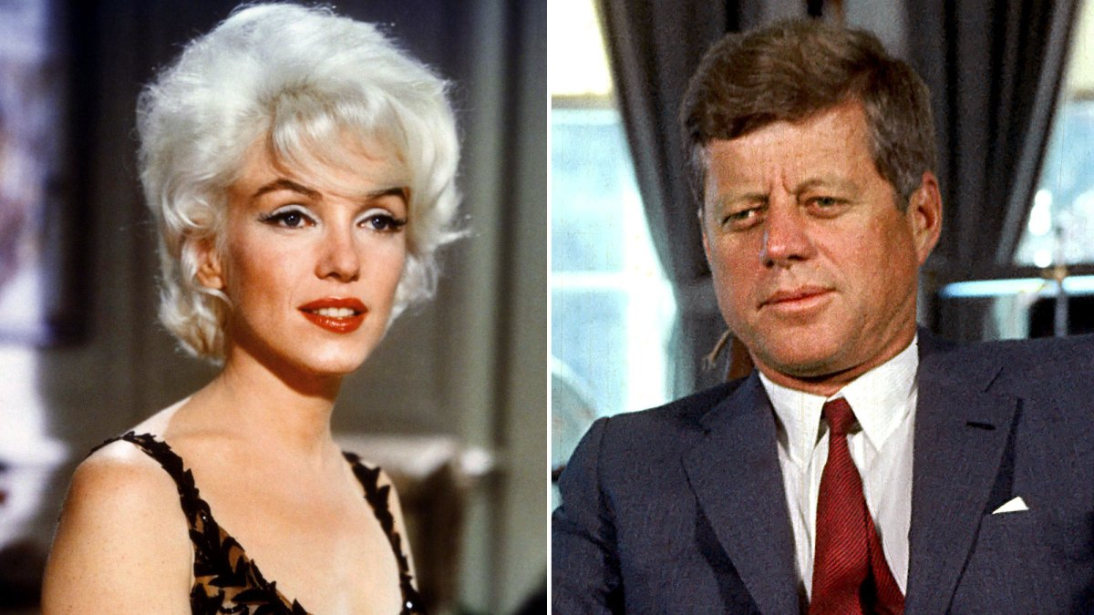 'The Killing of Marilyn Monroe' Reveals Actress Was Once Wiretapped by FBI and CIA Over JFK Affair