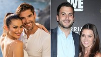 Ashley Iaconetti, Jared Haibon and Jade Roper, Tanner Tolbert