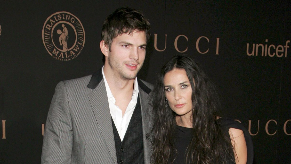 Demi Moore Claims Threesomes Led to Breakdown of Her Marriage to Ashton Kutcher