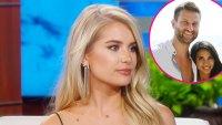Bachelor in Paradise Demi Burnett Says She Is Worried About Chris Bukowski and Katie Morton Relationship on The Ellen DeGeneres Show