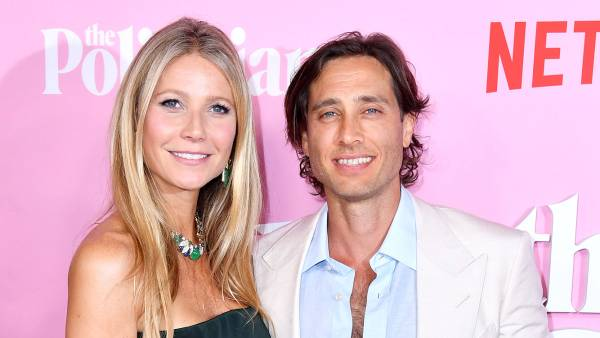 Brad Falchuk and Gwyneth Paltrow Birthday