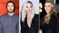 Brody Jenner Happy for Ex Kaitlynn Carter and Miley Cyrus