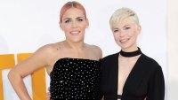 Busy Philipps Is Michelle Williams' Emmys Date After Phil Elverum Split