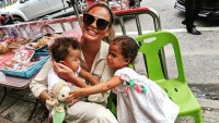 Chrissy Teigen Gushes Over Her Support System as a Working Mom