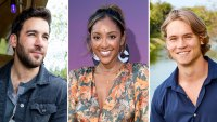 Derek Peth Tayshia Adams John Paul Jones Bachelor in Paradise