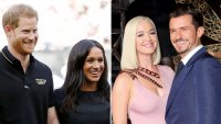 Duchess Meghan and Prince Harry to Attend Friends Wedding in Rome With Orlando Bloom and Katy Perry