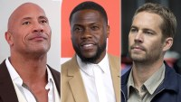 The Rock References Kevin Hart's Accident in Tribute to Late Paul Walker