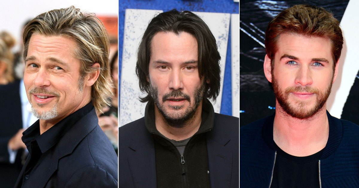 Brad Pitt! Keanu Reeves! Liam Hemsworth! Get to Know Hollywood's Most Eligible Bachelors