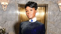 Janelle Monae at the Ralph Lauren Show September 7, 2019