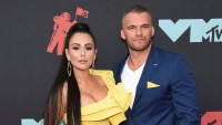 Jenni 'JWoww' Farley With Boyfriend Zack Carpinello