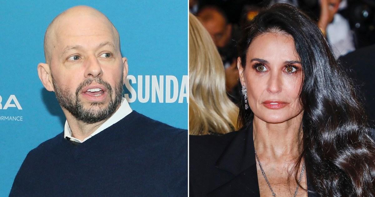Jon Cryer Denies Demi Moore's Claim That She Took His ...