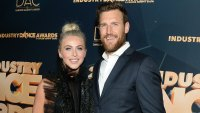 Julianne Hough Gushes That Husband Brooks Laich Supports 'Me Choosing Me'