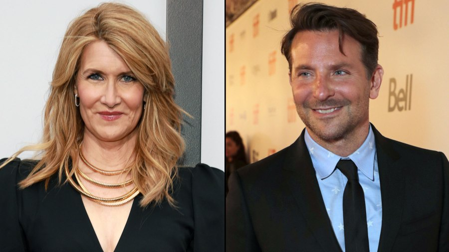 Laura Dern Dismisses Bradley Cooper Dating Rumors