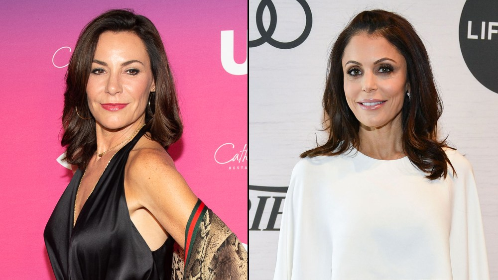 Luann de Lesseps: 'It's Been a Minute' Since I've Talked to Bethenny Frankel thumbnail