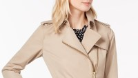 Macys-Michael-Kors-Trench-Coat