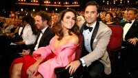 Mandy Moore and Milo Ventimiglia This Is Us Emmys 2019