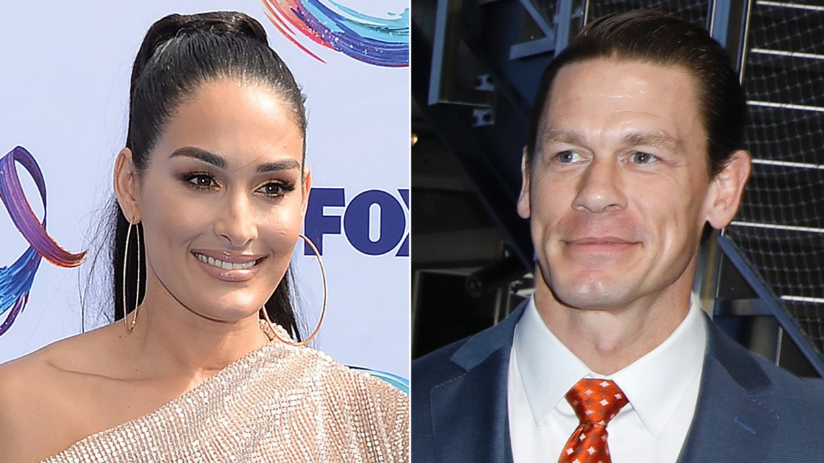 Nikki Bella Says Ex Fiance John Cena Still Keeps in Contact With Her Grandma: 'He's So Good' to Her