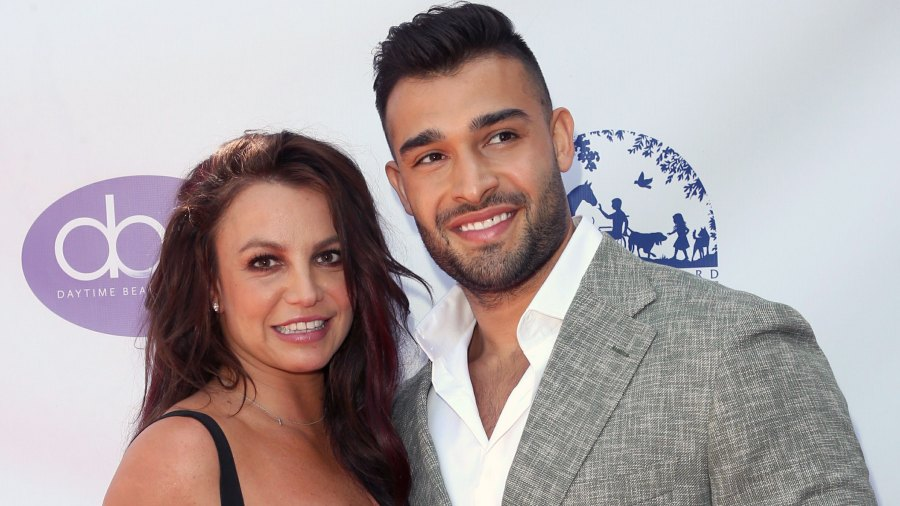Sam Asghari Opens Up About Supportive Relationship With Britney Spears
