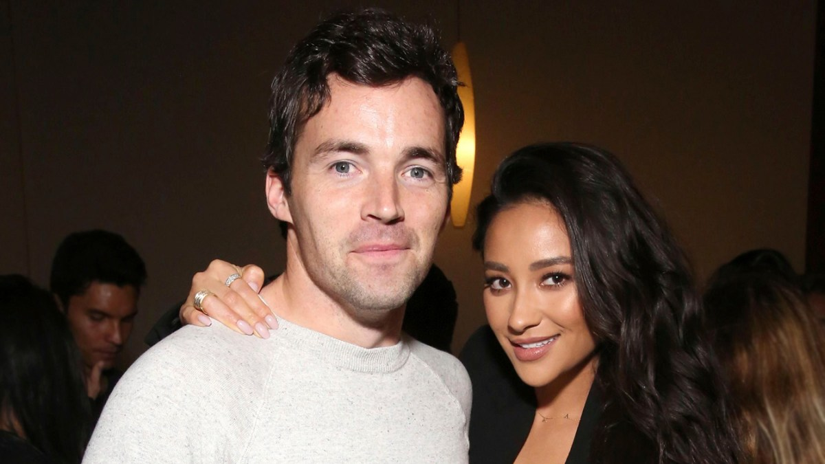 Why Shay Mitchell's Former 'Pretty Little Liars' Costar Ian Harding Is 'Worried' About Her Becoming a Mom