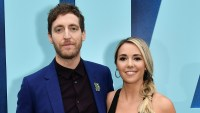 Silicon Valley's Thomas Middleditch With Wife Mollie Gates