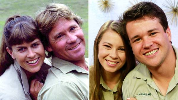 Terri Irwin I Met Steve Same Way Daughter Bindi Met Fiance Chandler