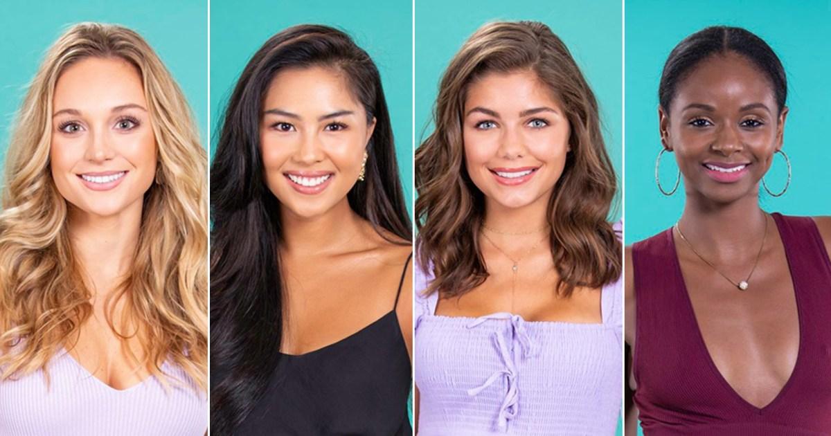 'The Bachelor': Meet the Women Competing on Season 24