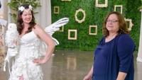 Toilet Paper Wedding Dress Challenge Debuts Woodland Fairy Dress