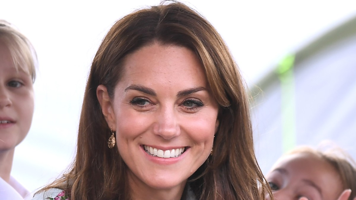 Duchess Kate's Go-To Lip Gloss Is Back in Stock and on Sale!