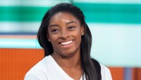 Simone Biles Posts About 'Happy Thoughts' After Brother's Triple-Murder Arrest
