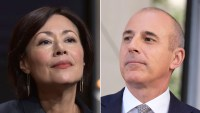 Ann Curry 'Knows More Than Most' About Matt Lauer