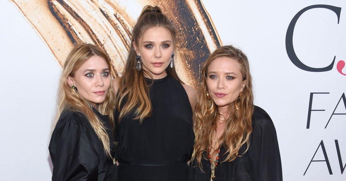 Elizabeth Olsen, Mary-Kate, Ashley Were Raised to Be 'Empowered'
