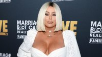 Aubrey O'Day Fires Back at Plastic Surgery Rumors