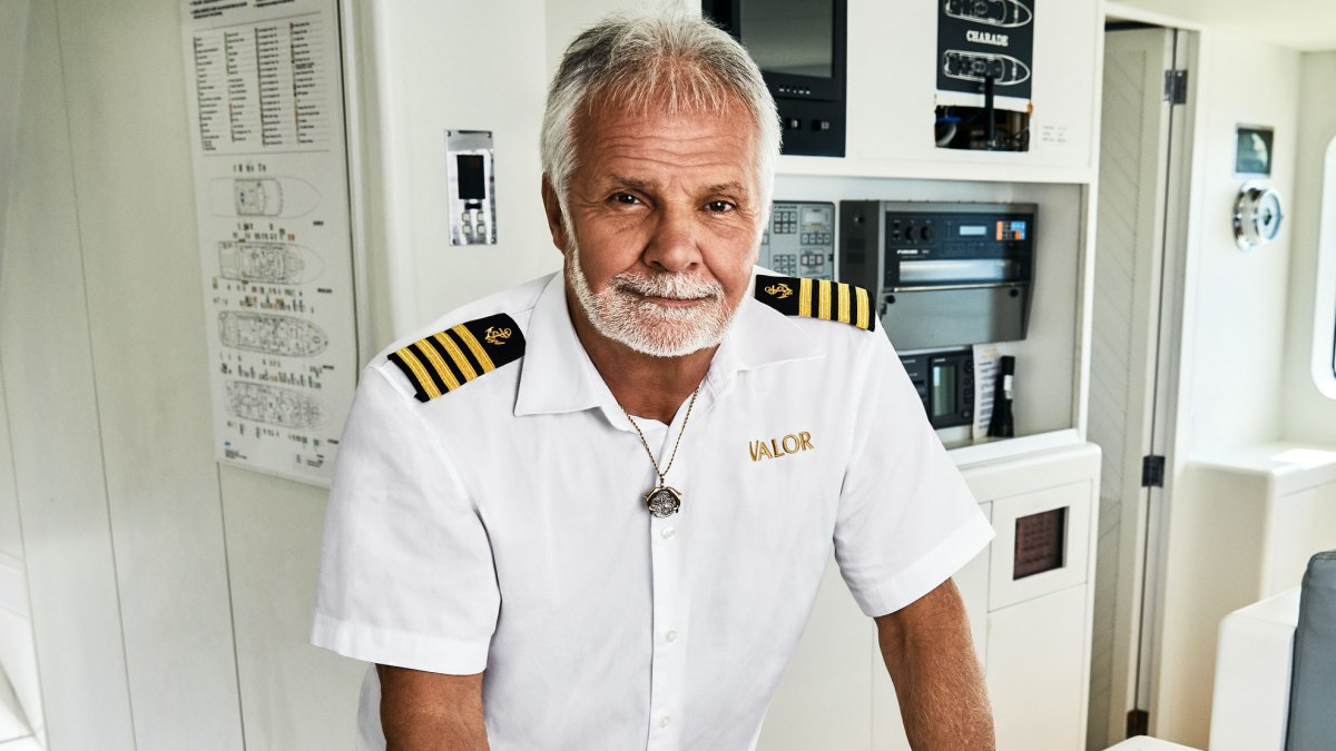 Below Deck's Captain Lee Rosbach Breaks His Silence on Son's Accidental Overdose: 'There's a Hole There That Can't Be Filled'