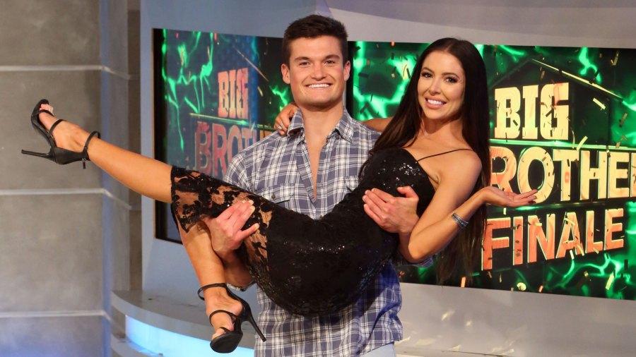 Big Brother's Holly Allen Introduces Boyfriend Jackson Michie to Her Coworker