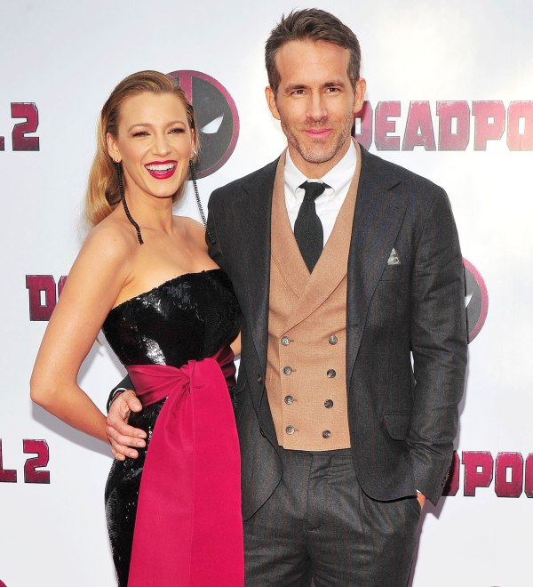 Silly Photo, Sweet Message! Blake Lively Wishes Ryan Reynolds Happy B-Day