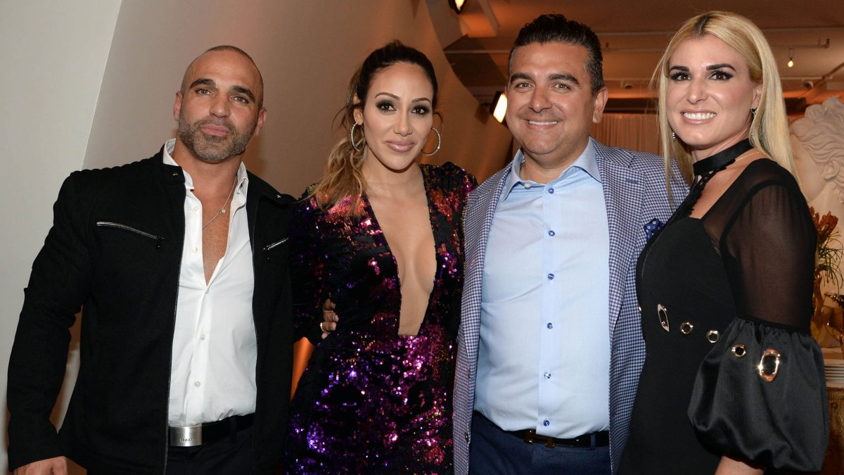 Buddy Valastro Talks Friendship With 'Real Housewives of New Jersey' Stars Joe and Melissa Gorga: 'They're Great People'
