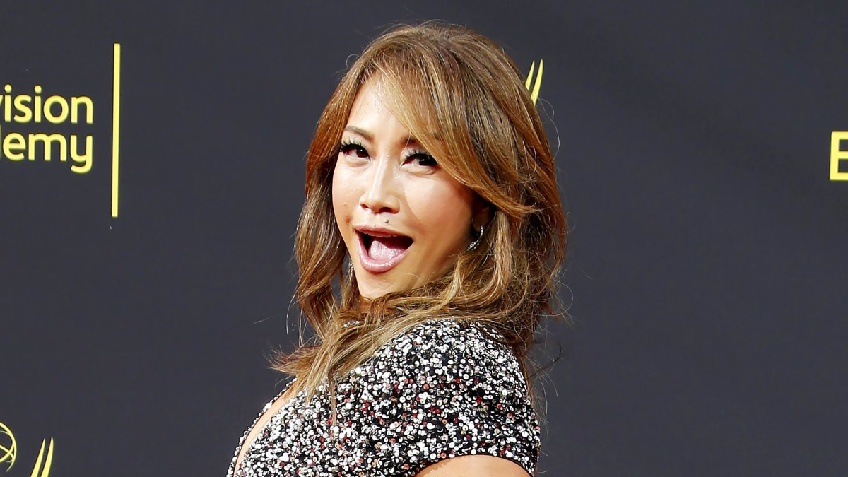 Carrie Ann Inaba Laughs Off Her Fall on 'Dancing With the Stars'