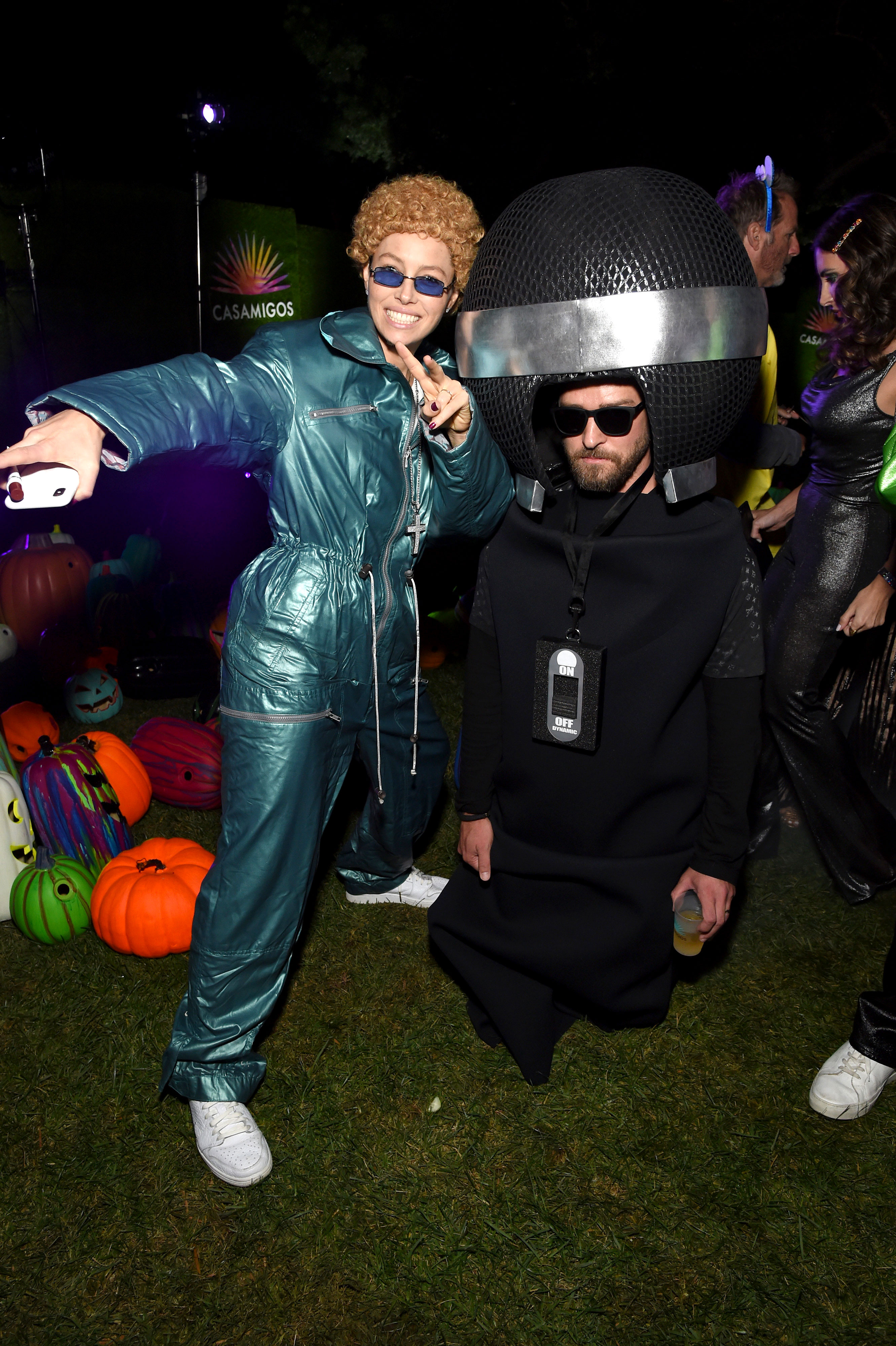 Celebs Dressing Up as Other Celebs for Halloween