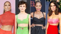Celebs Wearing Crop Tops