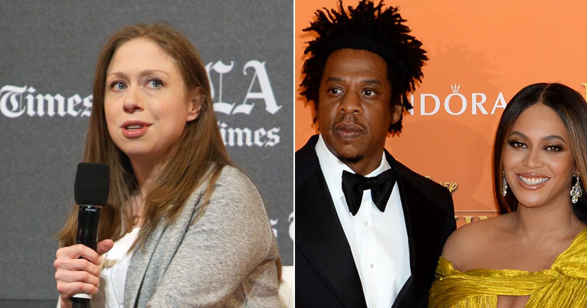 Chelsea Clinton Shades Jay Z Over Beyonce Weight Loss Remark