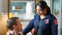 'Chicago Fire' Boss Answers Your Burning Questions About Monica Raymund's Return