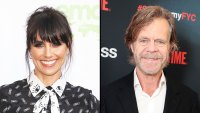 Constance Zimmer Shameless Cast Is Supportive of William H. Macy